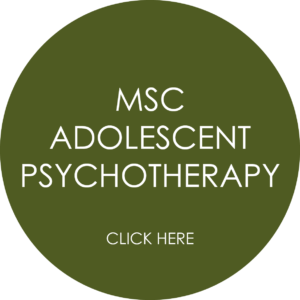 Msc Adolescent Psychotherapy